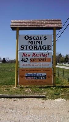Oscar's Mini Storage