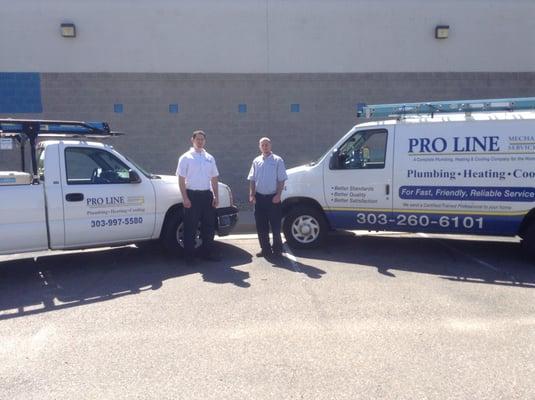 Pro Line Mechanical Services