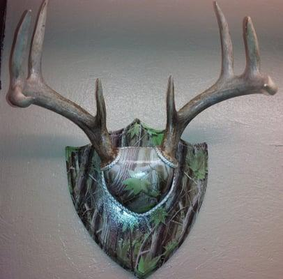 Weber Hydrographics and Taxidermy