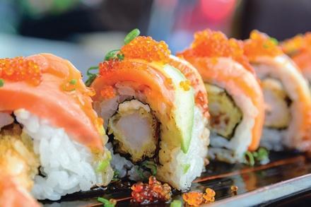Ginza Sushi & Hibachi