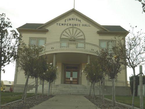 Finnish Temperance Hall