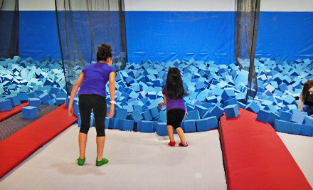 Xtreme Hang Time Trampoline Park