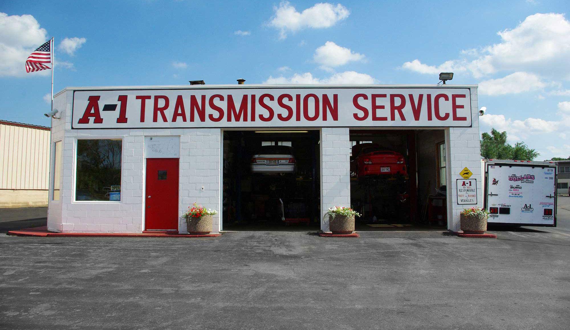 A1 Transmission