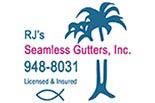 RJ'S SEAMLESS GUTTERS INC