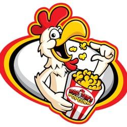 Rooster's Gourmet Popcorn