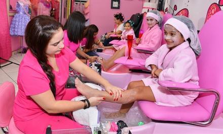 Mommy & Me Salon