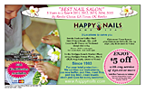 Happy Nails An Spa Scripps Ran