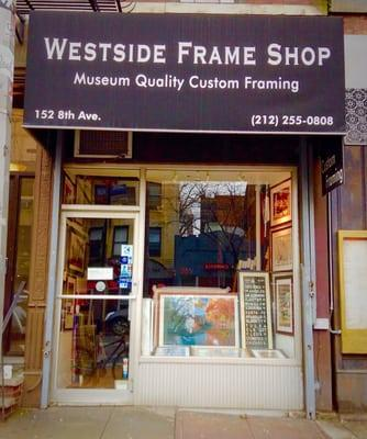 Westside Frame Shop