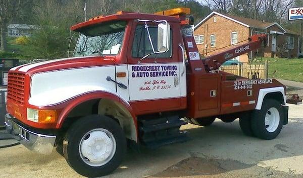 Ridgecrest Towing and Auto Services