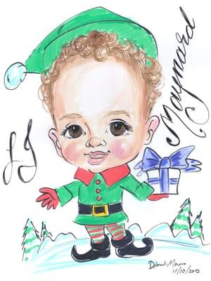 Caricatures By Deborah