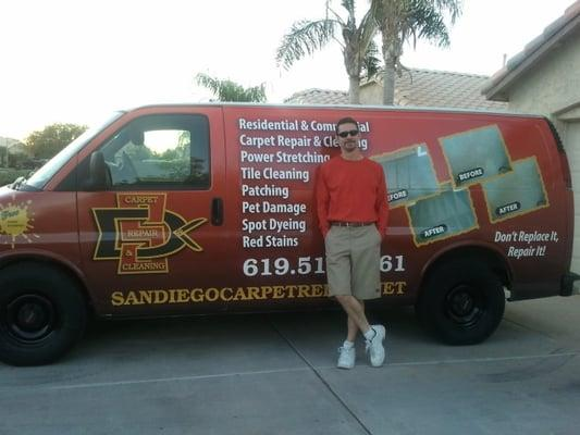San Diego Carpet Repair