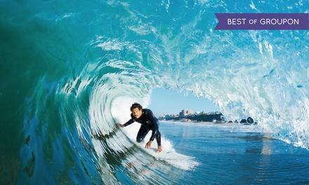 Malibu LongBoards Surf School