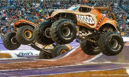 Robby Gordon's Off-Road Stadium SUPER Trucks