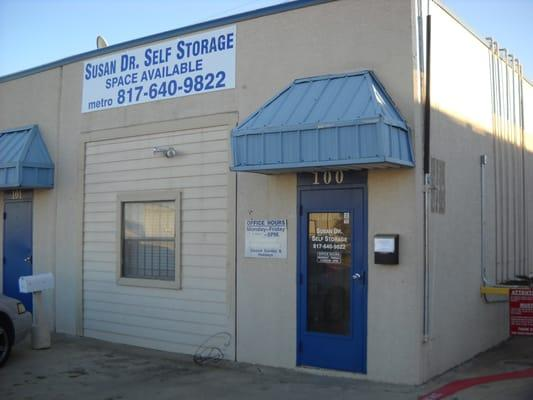 Susan Dr. Self Storage