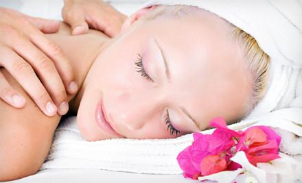 Sports Massage Marin