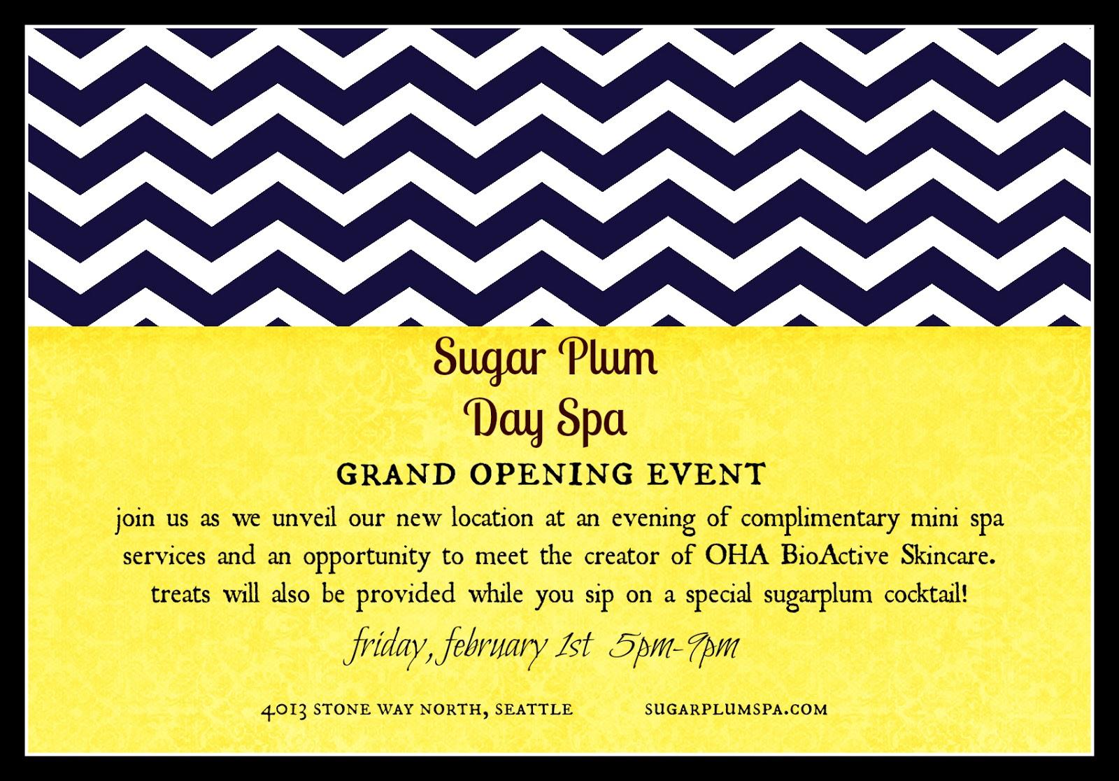 Sugar Plum Spa