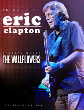 Eric Clapton at PNC Arena