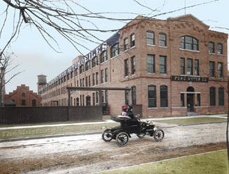 Ford Piquette Avenue Plant Museum