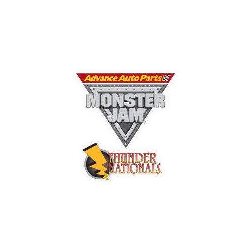 Monster Jam Thunder Nationals