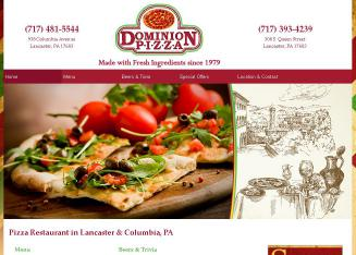 Dominion Pizza