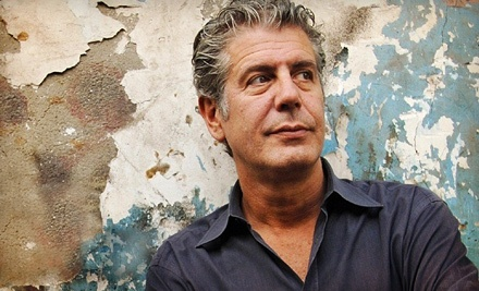 Guts And Glory: An Evening With Anthony Bourdain