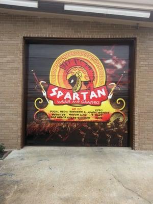Spartan Wraps & Graphics