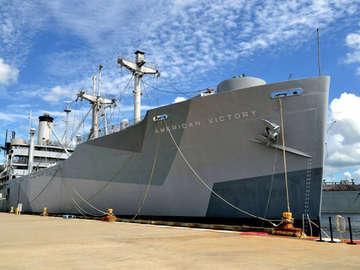 American Victory Ship Mariners Memorial Museum