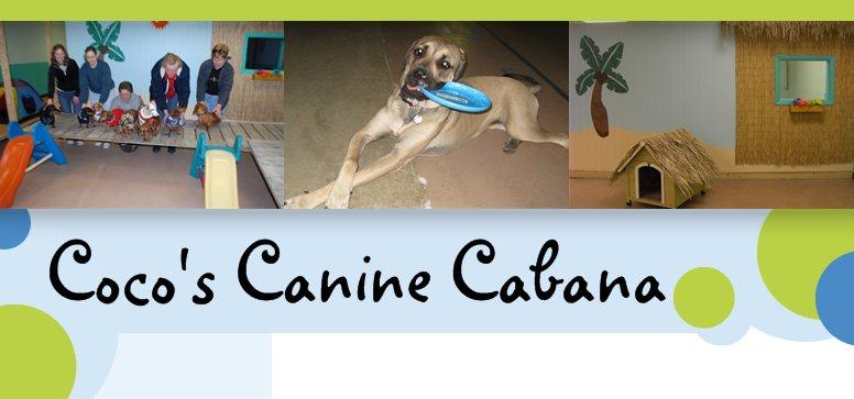 Coco's Canine Cabana