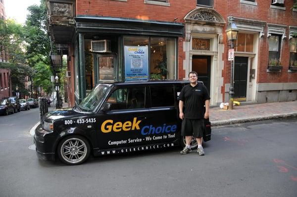 Geek Choice