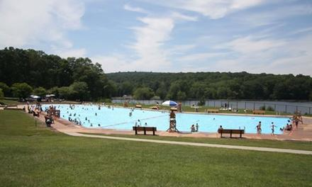 French Creek State Park Pool & Boat Rental