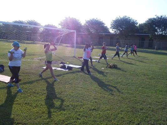Silverback Elite Fitness Boot Camp