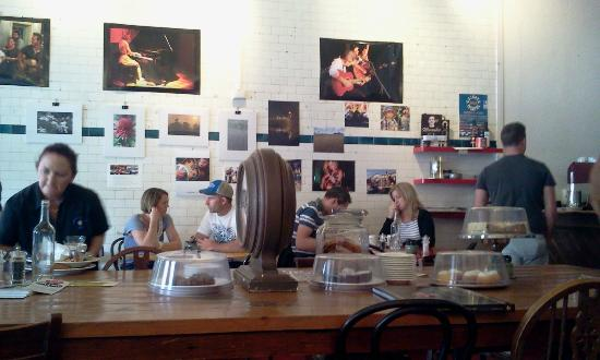 Butcher Shop Cafe