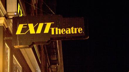 Eddy St Theatreplex - EXIT Stage Left