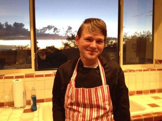 Chef Patrick Haley