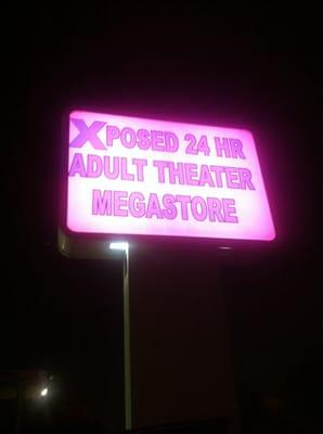Xposed Adult Theater