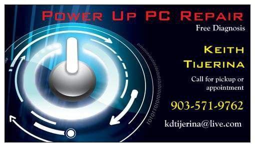 Power Up PC Repair