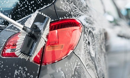 Fashion Square Car Wash, Valencia Car Wash, and Canyon Car Wash