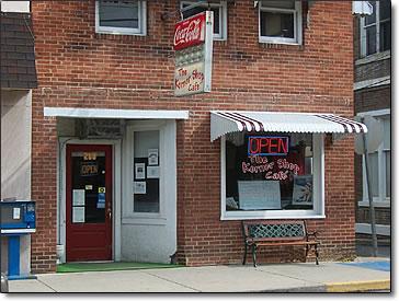 The Korner Shop Cafe