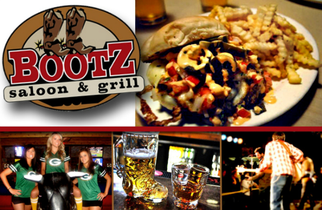 BOOTZ SALOON AND GRILL