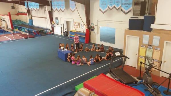 Northwest Gymnastics Training Center: