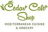 CEDAR CAFE SHOP MEDITERRANEAN CUISINE & GROCERY