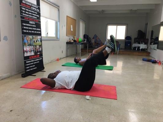 Althea Moses Health & Fitness Company