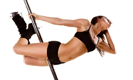 Vertical Venus Pole Fitness