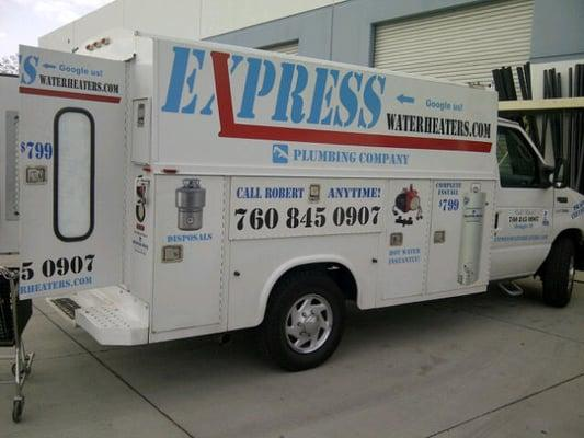 Express Water Heaters & Plumbing Company