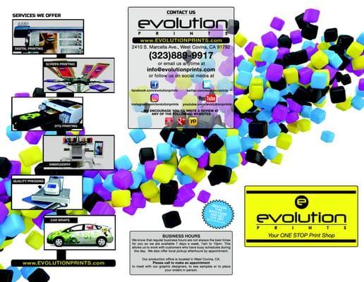 Creative Custom Printing Studios