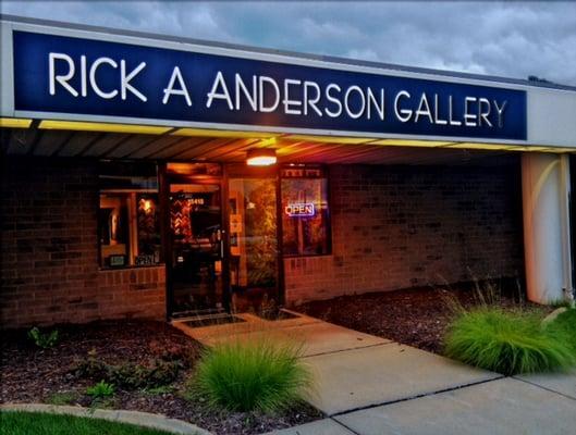 Rick A Anderson Gallery