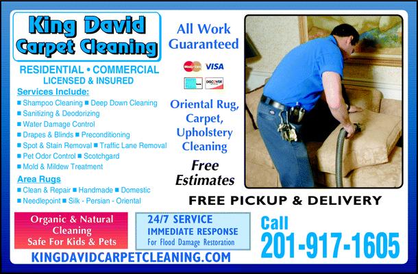King David Carpet Cleaning
