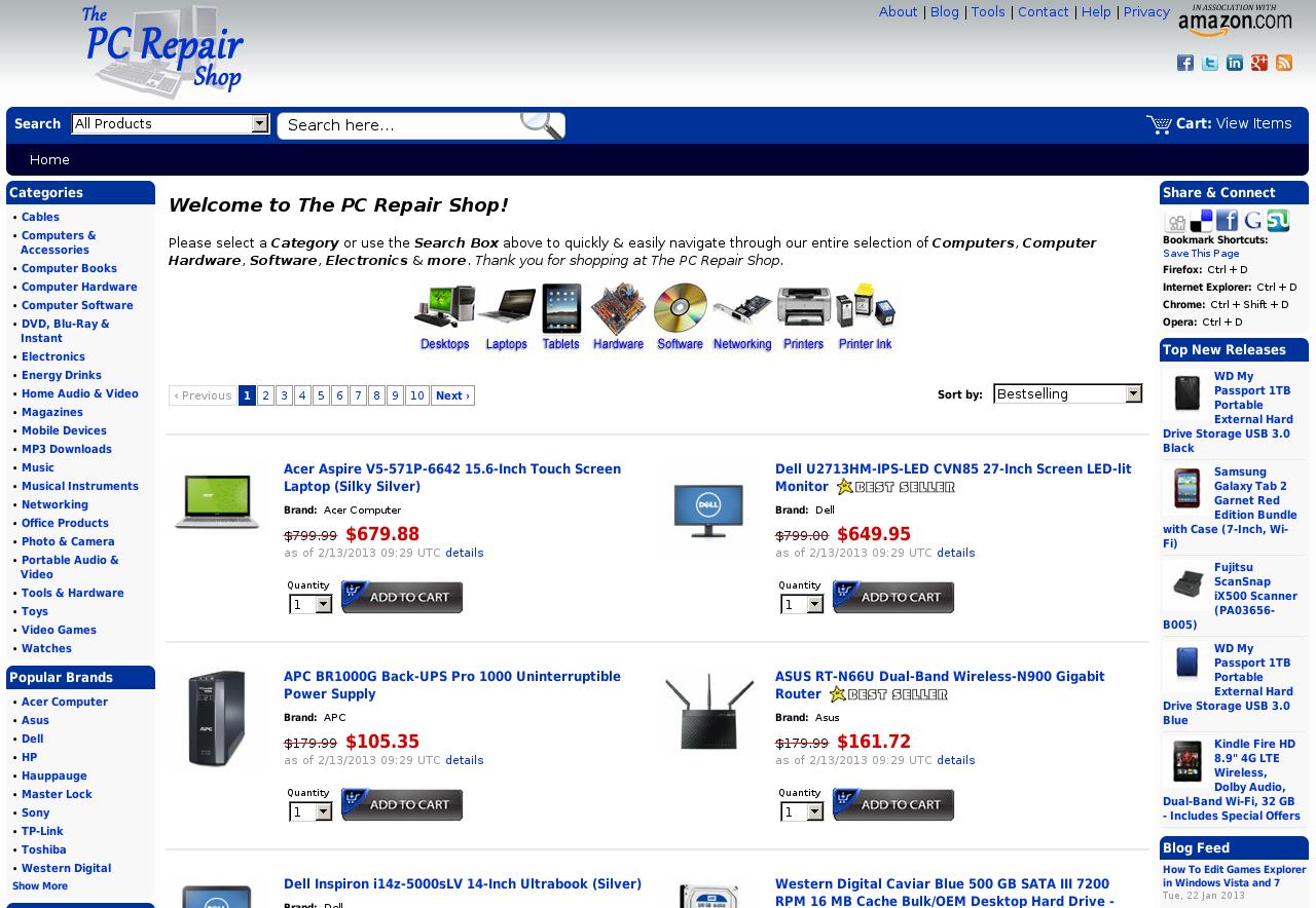 The PC Repair Shop