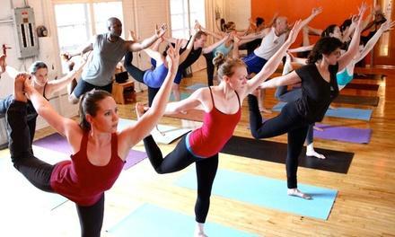 Philly Power Yoga & Thrive Pilates Health Fitness