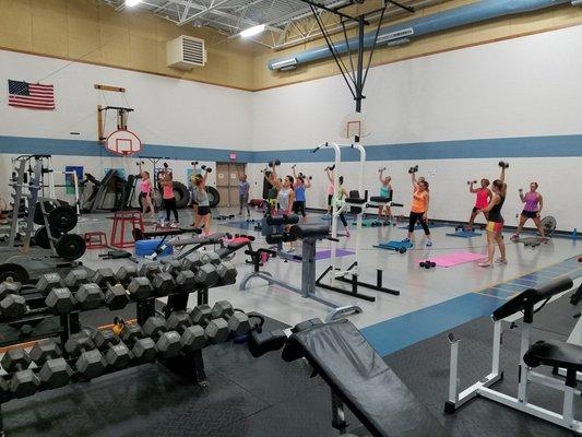 Ray's Gym